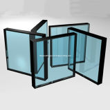 Thermal Insulated Glass for Curtain Wall with Bsi Certificate