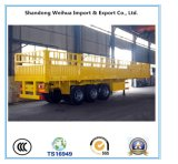 Durable 40t Fence Semi Trailer for Promotion