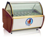 Italian Ice Cream Display Freezer for Sale
