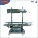 220V Single Phase 60Hz Automatic Continuous Heating Band Sealing Machine