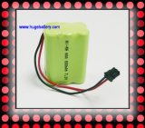 7.2V AAA 800mAh Ni-MH Rechargeable Battery