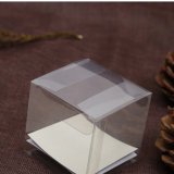 Real Manufacturer Cheap Clear PET box plastic packing box