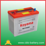 12V45ah Dry Charge Car Battery Ns60 (46B24R/L N45)