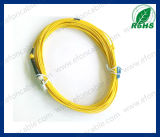 Fiber Optic Jumper Patch Cord LC-FC Single Mold
