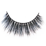 Wholesale Price Private Label Low Price 3D Mink Eyelashes Strip Bulk Handmade 25mm Lashes with Logo