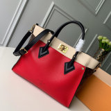 Fashion Designer Real Leather Luxury Lady Handbags Tote Bag