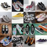 10 Corso Como Seoul Joint Supreme Old Skool Canvas Shoes