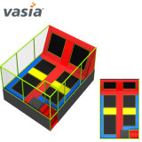 Huaxia Mini Indoor Kids Jump Bed, Cheap Trampoline Park