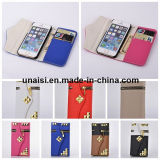 Flip Phone Case Cover with Card Slot for Ipone7 Ipone8