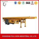 Factory Wholesale Price Dual-Axle 40 Feet Skeleton Semi-Trailer