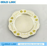 Souvenir Promotion Gift Metal Plate Custom Plate Metal Craft