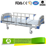 China Wholesale Cheap Hospital Steel Manual Bed