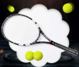 High Quality One-Piece Graphite Tennis Racket for Professional Play