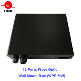 12 ~ 24 Cores Fiber Optic Wall Mount Patch Panel