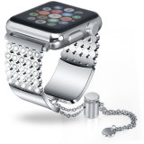 Stainless Steel Bracelet Watch Band for Apple Watch, for Apple Watch Jewelry Band Loop