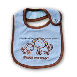 Bib 100% Cotton Waterproof Baby Bandana Drool Bibs