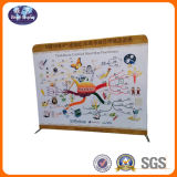 10 Feet Customized Tension Fabric Banner Backdrop Display Stand