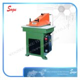Hydraulic Swing Arm Shoe Leather Die Cutting Machine, Safety Shoe Machine