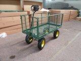 Big Capacity Garden Tool Cart (TC4205H) with Pneumatic Wheel