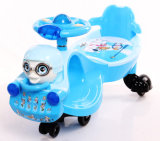 Four Colors New PP Kids Ride on Swing Car Twist Car