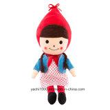 Custom Made Stuffed Plush Soft Happy Rag Girl Doll Item