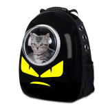 Wholesale Pet Space Backpack out Portable Pet Bag Breathable Cat Bag Dog Backpack Pet Supplies