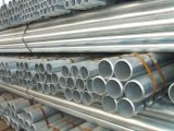 Hot Sale and High Quality Pre Galvanized Welded Steel Round Pipe