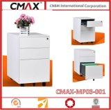 Mobile Pedestal 3 Drawer Cabinet Cmax-MP03-001