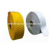 Stock Traffic Anti-Skid White Road Directional Reflective Pavement Marking Tape