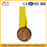 Hot Sale Series Metal Sport Honour Medal