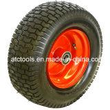 Turf 16X6.50-8 Lawn Mower Tractor Wheel with Tube & Steel Rim