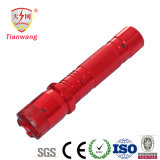 Police Flashlight Electric Shock with Nylon Holster Stun Guns