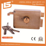 Double Bolt Door Lock Rim Lock (630-120)
