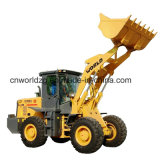 Construction Machinery 3ton Front Wheel Loader