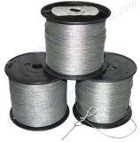 Hot DIP Galvanized/ E. Galvanized Wire Rope with High Quality