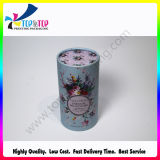 Offset Printing Surface Paper Round Gift Box