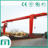 Gantry Crane 25 Ton Lifting Tools L Type Gantry Crane