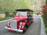 Aohu Brand Electric Classic Car, 11-12seat Scooter Car, Popular product Have Ce&ISO9001, ISO4001 Certificaties