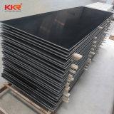 Corian Hanex Pure Black Acrylic Solid Surface Sheet in UK Market