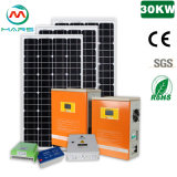 Mars Solar 30kw on Grid Solar System Solar Mounting Bracket/ PV Solar Panel Tile Roof Mount/ Bracket/ Racking System