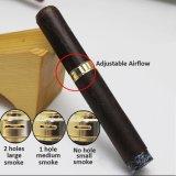 Hot Sell Rechargeable Adjustable Airflow Cbd Refillable E Cigar Pen Kits Cohiba Cigar Price in America