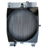 High Quality Excavator Hydraulic Oil Cooler with Competetive Heat Exchanger Price