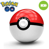 Pokeball Pokemon Go Power Bank Smartphone Charger