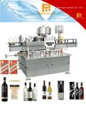 Automatic Self Adhesive Two Sides Labeling Machine for Round Bottles