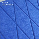 Cheap Polyester Fibre Acoustic Panel for Wall and Ceiling