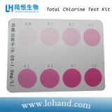 Rapid Lab Test Kit for Total Chlorine