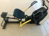 Aerobic Exercises Seated Rowing Machine