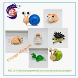 3D Animal Image Characteristic Iron Products for Promotion Gift Fridge Magnet