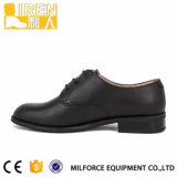 Leather Outsole Black Men Office Shoes
