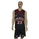 Wholesales Sporting Goods Custom Quick Dry Basketball Apparel Sublimation Printing Reversible Basketball Uniform